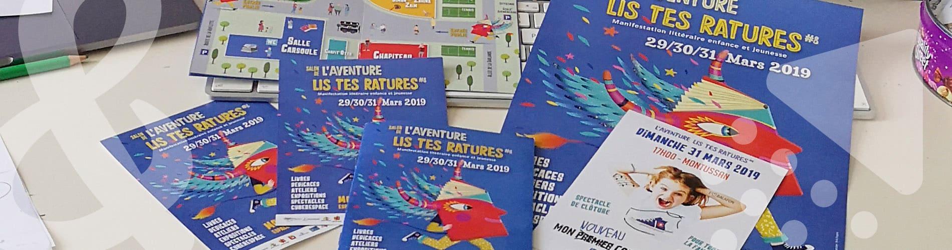 Up&Co Lis Tes Ratures manifestation littéraire enfance et jeunesse - Communcauté de Communes de Beychac-et-Cailleau