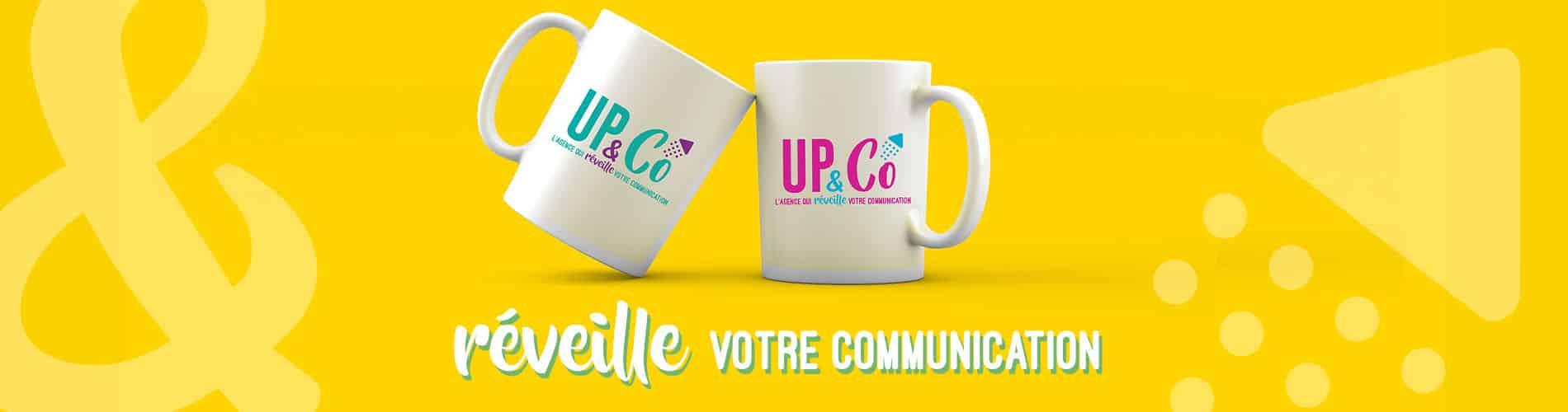 Up&Co - Communication et organisation d'événements professionnels - réseaux sociaux - print - marketing digital